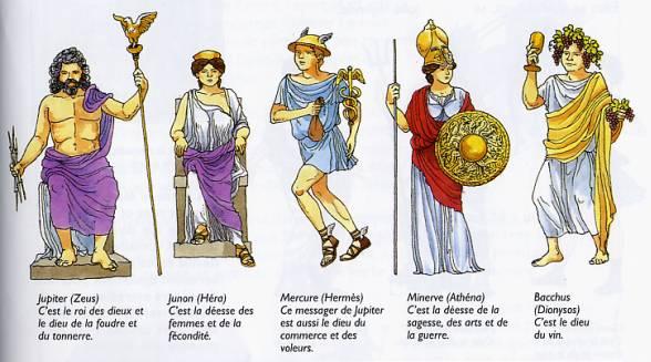 Top Mythologie archive at Je me SOUVIENS… YG45