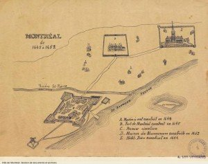 0a1aaaaavillemariecanad-300x237 Paul de Chomedey - Ville-Marie - Montréal - Canada - Nouveau Monde - Histoire - dans Sentiments