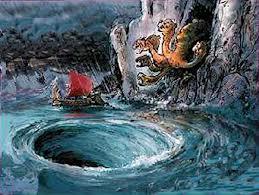 CHARYBDE et Scylla ? dans Catastrophes