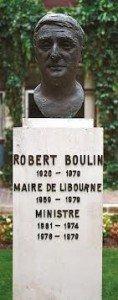boulin-statue-118x300 Robert Boulin - ministre - affaire politique - assassignat - affaires ténébreuses - justice dans Justice
