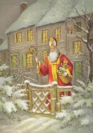 Saint Nicolas - Noël - Tradition - Fêtes de fin d'année - Légende dans Education