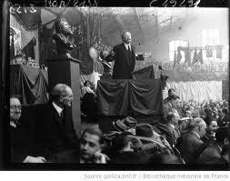 Socialisme - Léon Blum - Discours politiques - Barbara - Ferrat - Justice sociale dans Catastrophes