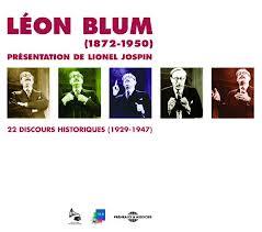 Socialisme - Léon blum - Justice sociale - Politique de gauche dans Education