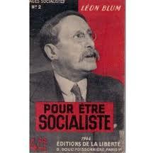 SOCIALISME ...Morale ou ? dans Ecrits