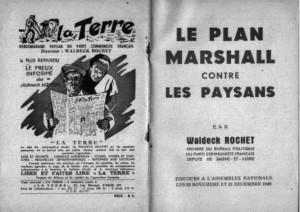 aaaawaldeckrochetlaterre-300x212 Waldeck Rochet - Communisme - PCF français - Militantisme - dans Ecrits