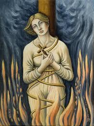 Jeanne d'ARC ...une ? dans Artiste