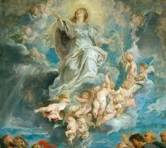 Assomption - Christianisme - Religion - Vierge Marie - Jour férié dans Dimanche