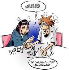 DROGUES ?...marché dans Education