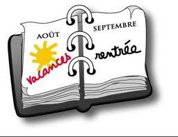 Septembre - Helene - Fin des vacances d'été - dans Dimanche