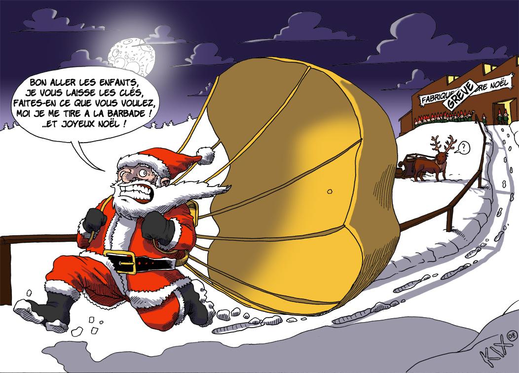 Humour archive at je me souviens - Image humoristique pere noel ...