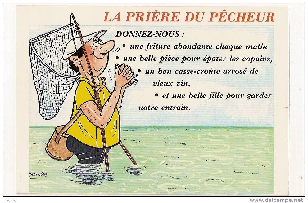 IMAGES DRÔLES - Page 5 Humourprierepecheur